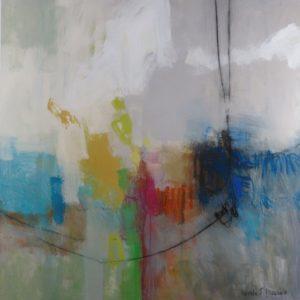 Image 4443 40x40 Canvas Ursula J Brenner