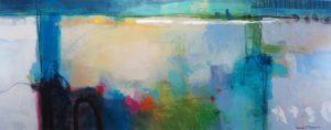 Image 4485 30x75 Canvas Ursula J Brenner