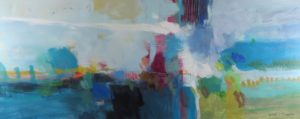 Image 4491 30x75 Canvas Ursula J Brenner