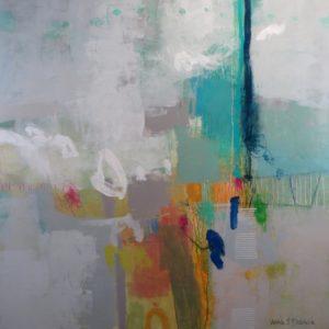 Image 4492 40x40 Canvas Ursula J Brenner