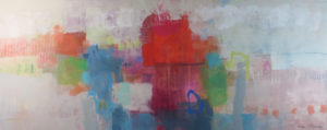 Image 4855 30x75 Canvas Ursula J Brenner