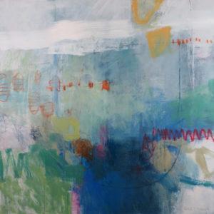 Image 4861 40x40 Canvas Ursula J Brenner