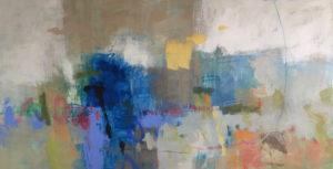 Image 4988 32x60 Canvas Ursula J Brenner