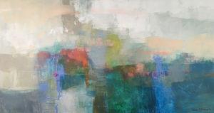 Image 4989 32x60 Canvas Ursula J Brenner