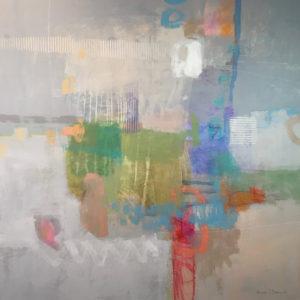Image 5005 50x50 Canvas Ursula J Brenner