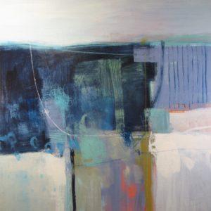 Ursula J Brenner Artwork Canvas IMG 3856 48x48 Canvas Ursula J Brenner