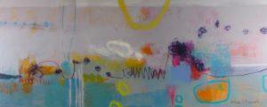 Ursula J Brenner Artwork Canvas IMG 4134 24x60 Canvas Ursula J Brenner