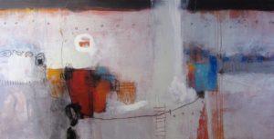 Ursula J Brenner Artwork Canvas IMG 4171 30x60 Canvas Ursula J Brenner