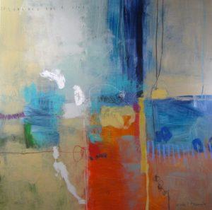 Ursula J Brenner Artwork Canvas IMG 4211 48x48 Canvas Ursula J Brenner