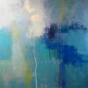 Ursula J Brenner Artwork Canvas IMG 4225 48x48 Canvas Ursula J Brenner