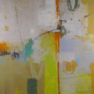 Ursula J Brenner Artwork Canvas IMG 4231 40x40 Canvas Ursula J Brenner